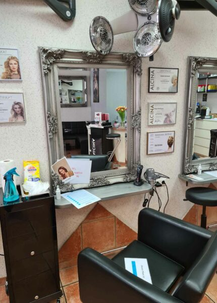 Friseursalon-Birgit-Hartbauer-Salonbereich